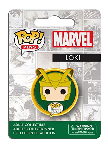 Funko - POP Pins - Marvel - Loki
