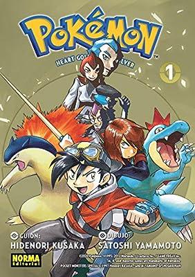 Pokémon 24. Heartgold y plata Soulsilver 1 por NORMA EDITORIAL