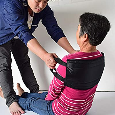 Stand Assistance Belt Standing Sling for Transfer - Padded Patient Lift Sling Stand Assist Sling
