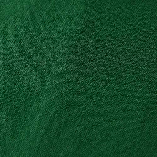 Feishibang Tinte Grün Billardtuch für 6,7,8 Fuß Billardtisch (for UK6\' Table)