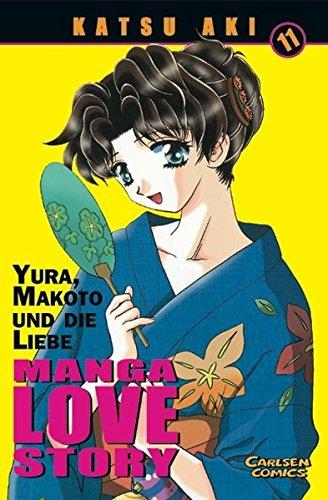 Manga Love Story 11.
