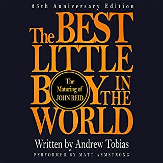 The Best Little Boy in the World cover art