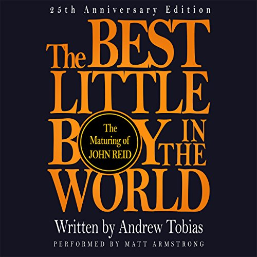The Best Little Boy in the World audiobook cover art