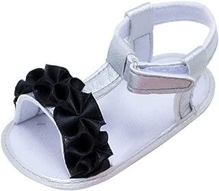 Weixinbuy Baby Girls' Shoes Ruffle Sandals