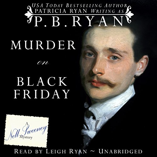 Murder on Black Friday audiobook cover art