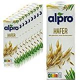 Alpro - 10er Pack Haferdrink Original 1 Liter - Oat Hafer Drink 100 % pflanzlich