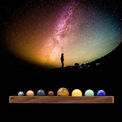 Product Image 9: Desk Planets Handmade Natural Gemstone Celestial Creative Gift Home Decorations