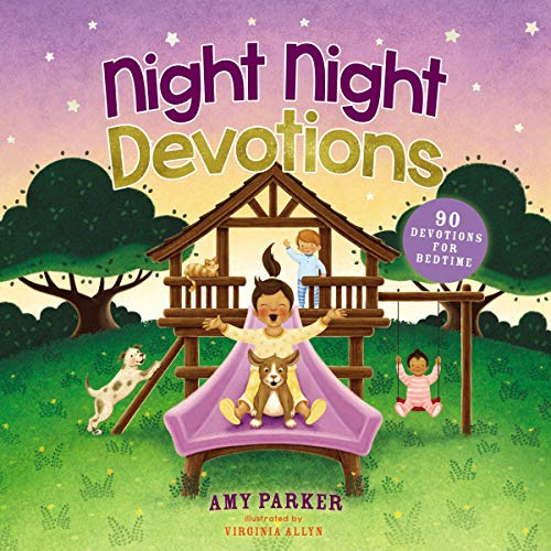 Night Night Devotions cover art