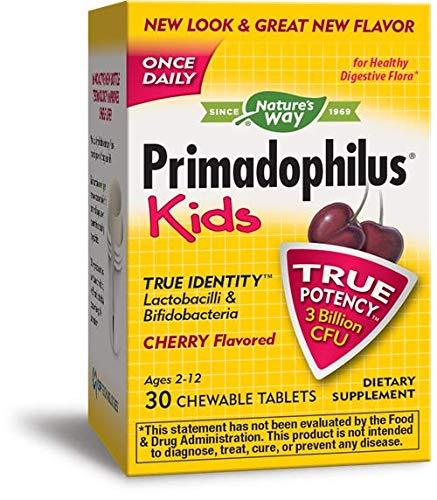 Nature's Way Primadophilus Kids review