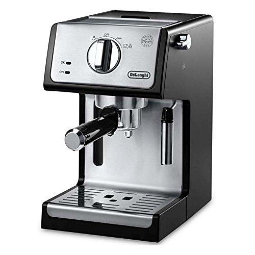 De'Longhi ECP3420 Bar Pump Espresso and Cappuccino Machine, 15', Black