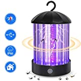 X99 Mosquito Killer Lamp, USB Rechargeable Bug Zapper Fly Zapper Led Mosquito Killer