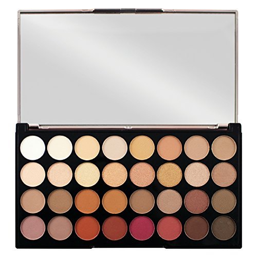 Revolution Ultra, palette di ombretti, con 32 ombretti Flawless 3 Resurrection