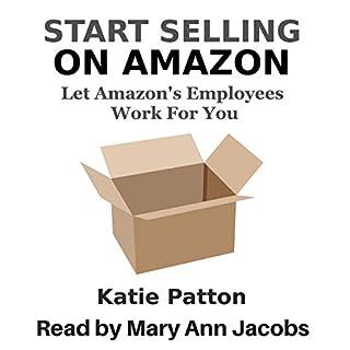 Start Selling on Amazon cover art