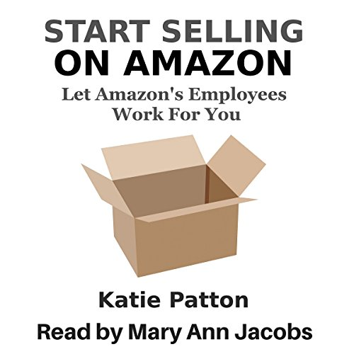 Start Selling on Amazon cover art
