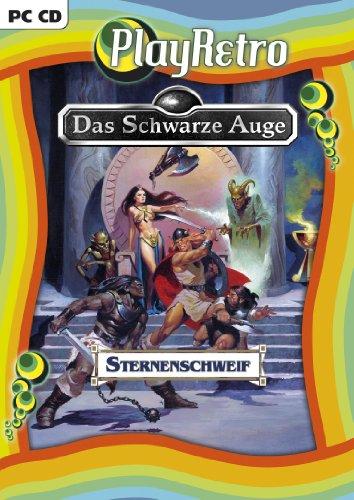Play Retro - Das Schwarze Auge 2 - Sternenschweif [Importación alemana]