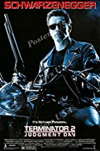 Posters USA - Terminator 2 Judgment Day Movie Poster GLOSSY FINISH - MOV078 (24