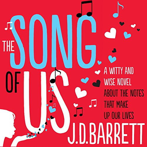 The Song of Us audiobook cover art