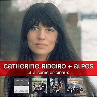 4 Albums Originaux by Ribeiro, Catherine/Alpes (2012-05-29)