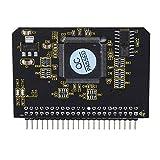Wendry Adattatore SD a IDE,Scheda di Memoria Micro SD a IDE Scheda di Memoria Micro SD/TF a Adattatore Maschio IDE a 44 Pin,Interfaccia IDE Standard,2 Chip di Controllo Principale per Dos / NT4 ECC.