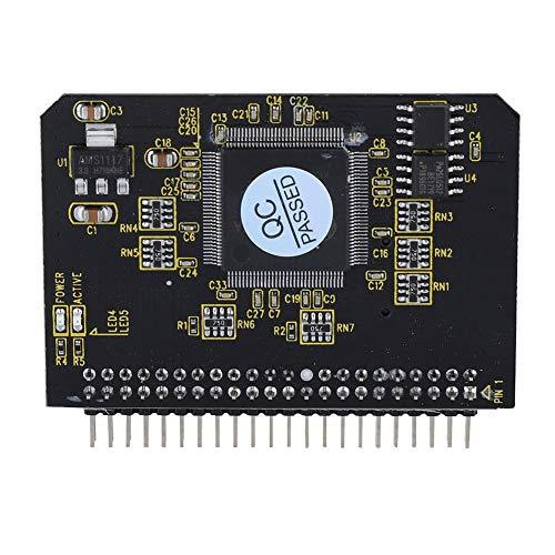 Micro SD/TF-Kaart naar 44PIN IDE-Adapterkaart, Micro SD naar IDE Micro SD/TF-Geheugenkaart naar IDE 44Pin Mannelijke Adapter, Drive Free Plug and Play voor PC/Laptop