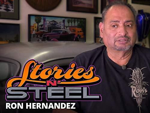 Ron Hernandez - Pinstriper