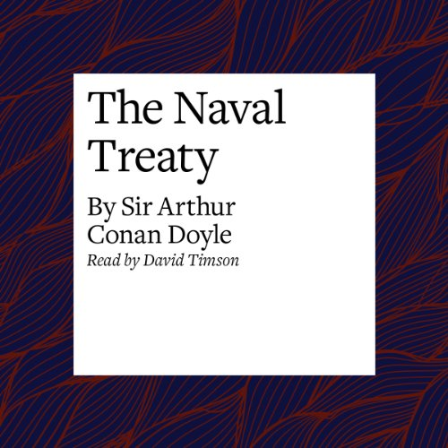 The Naval Treaty cover art