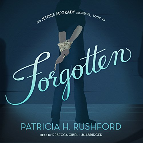 Forgotten audiobook cover art