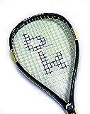 Black Knight ION Cannon Power Surge Squash Racquet, ION Series