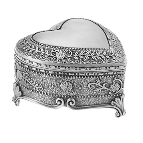 Top Jewelry Chests