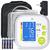Greater Goods Blood Pressure Monitor Cuff Kit by Balance, Digital BP Meter with Large Display, Upper Arm Cuff, Set Also Comes with Tubing and Device Bag (BP Monitor New)