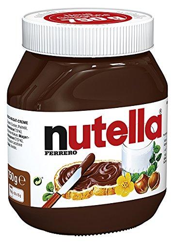 Ferrero Nutella - Nuss-Nougat-Creme - 750g