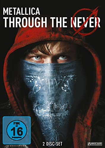 METALLICA - Through the Never - 2 DVDs German Version