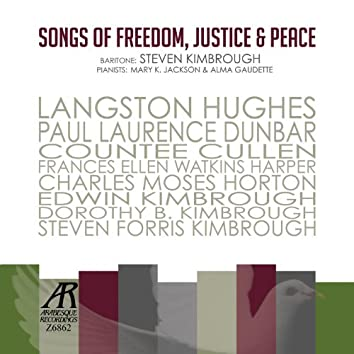 Songs of Freedom, Justice & Peace