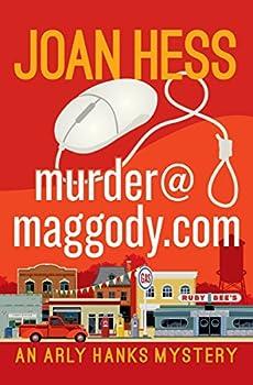 murder@maggody.com  The Arly Hanks Mysteries Book 12