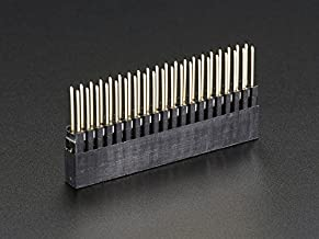 2x20 Long Pins Extra Tall Female Stacking Header 0.1