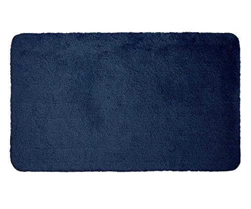Dyckhoff Badteppich Marine - blau 70 x 120 cm