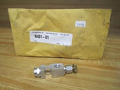 LDI N401-01 Needle Valve N40101 by LDI