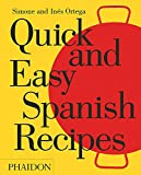 Quick And Easy Spanish Recipes (FOOD-COOK)