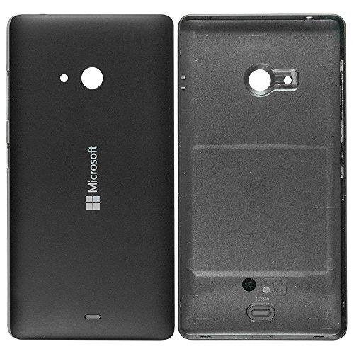 AGI Original Batterie Cover Black matt für Microsoft Lumia 540 Original