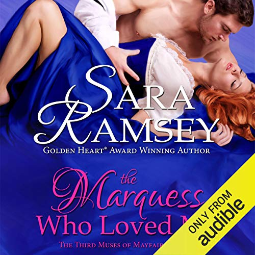 The Marquess Who Loved Me cover art