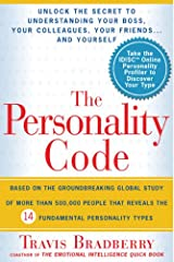 The Personality Code Hardcover
