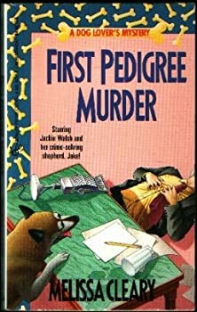 First Pedigree Murder 042514299X Book Cover