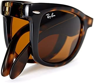 New Authentic Ray-Ban RB 4105 710 54mm Wayfarer Light...