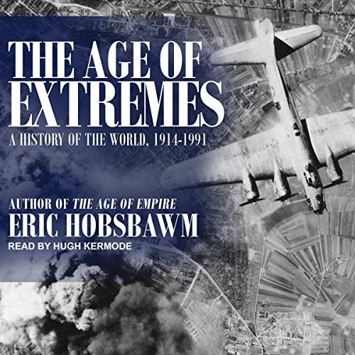 The Age of Extremes audiobook cover art