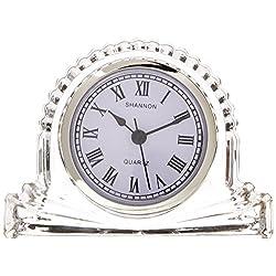 Godinger Shannon Small Mantle Clock