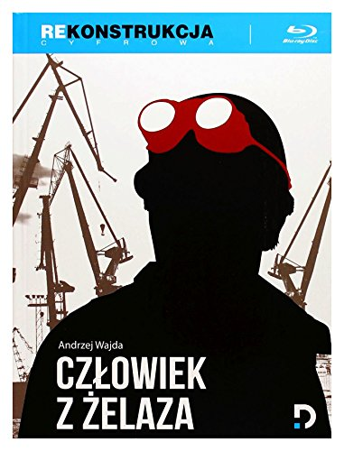 Czlowiek z zelaza [Blu-Ray]+[KSIĄŻKA] [Region B] (IMPORT) (Keine deutsche Version)