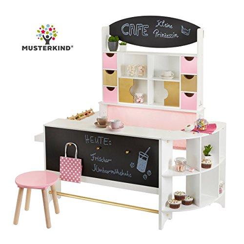 MUSTERKIND® Kaufladen & Café Arabica rose/gold OneSize