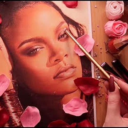 Putting Fenty Makeup on Rihanna Pt.5