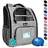 PetAmi Deluxe Pet Carrier Backpack for Small Cats and Dogs,...