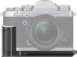 Mcoplus MCO-XT3 Aluminum Alloy Hand Grip L Bracket as MHG-XT3 Replacement for Fujifilm Fuji X-T3 Cameras